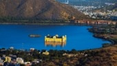 Jal Mahal may rise again