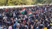 Mob outside Jamia raises 'goli maro' slogans again, 40 detained