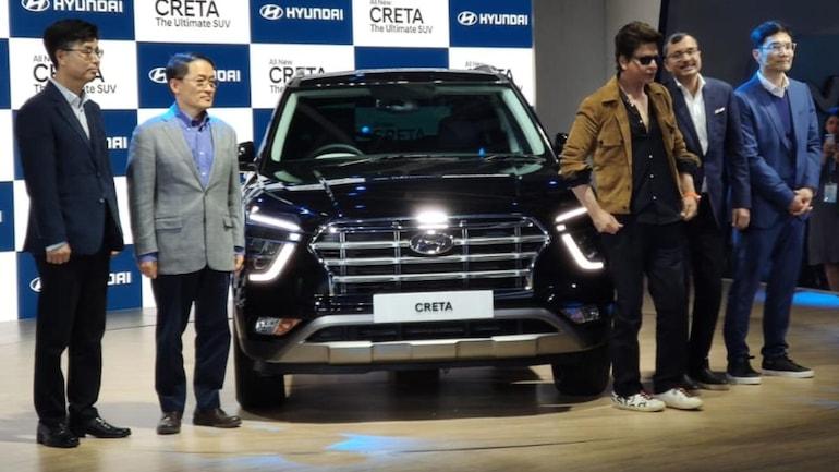 Auto Expo 2020 2020 Hyundai Creta Unveiled Launch In March