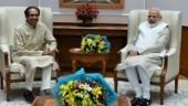 Uddhav Thackeray meets PM Modi