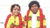 Yogi Babu marries Manju Bhargavi in Tiruttani, grand reception in March