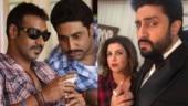 Abhishek Bachchan turns 44: Ajay Devgn and Farah Khan lead Bollywood wishes