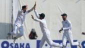 Bangladesh's Abu Jayed celebrates 'too close to' Azhar Ali on his dismissal, gets demerit point