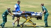 Sri Lanka's Achini Kulasuriya cleared of serious injury after horror blow in women's T20 World Cup warm-up tie