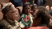 LK Advani breaks down at Shikara screening. Watch video
