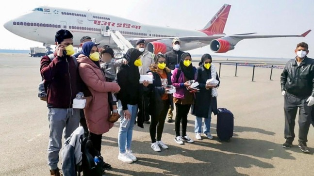 Air India crew, part of Wuhan evacuation, get letters of appreciation from PM Modi - India Today thumbnail