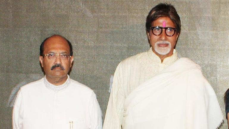 Amar Singh ends feud with Amitabh Bachchan: Regret my overreaction ...
