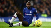 Antonio Rudiger alleged he was subjected to racial taunts at Spurs (Reurers Photo)