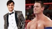 John Cena posts Asim Riaz's pic, fans wonder if he watches Bigg Boss 13