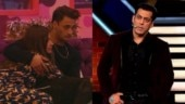 Bigg Boss 13: Salman asks Asim if he broke up with previous girlfriend before proposing to Himanshi