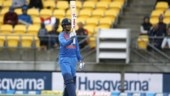 India's batting finally fires as team outplays Australia to stay alive in women's tri-series