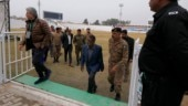 Bangladesh check security at Rawalpindi stadium before 1st Test vs Pakistan