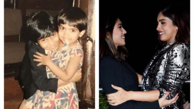 Bhumi Pednekar wishes sister Samiksha happy birthday: Each picture screams we are partners in life