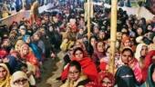 Delhi polls over but anti-CAA stir zones stay abuzz