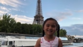 This 5-year-old US girl has already travelled to 6 continents. How many have you been to?