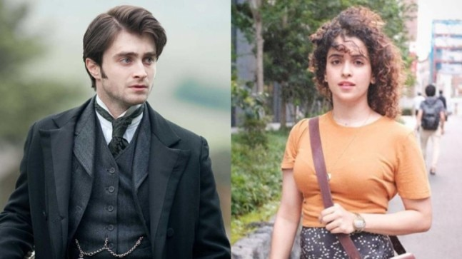 Daniel Radcliffe wishes Sanya Malhotra on her birthday. Watch video
