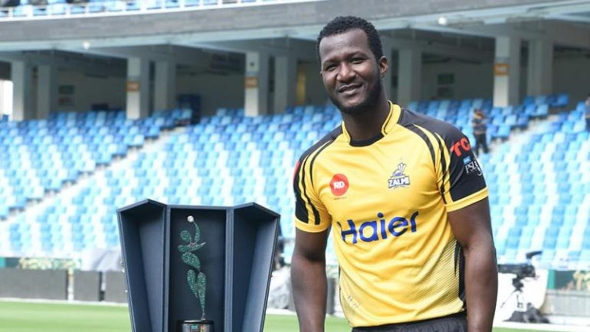 Darren Sammy to be given honorary citizenship of Pakistan on March 23 -  Sports News