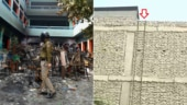 Delhi violence: How a mob used rope to climb down a building and wreck a school