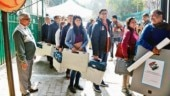 Delhi goes to polls today