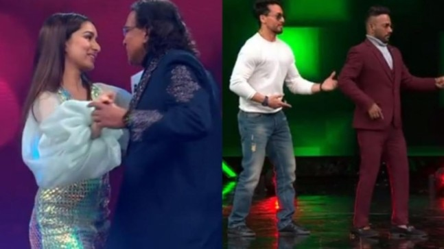Dance Plus 5 grand finale: Shraddha dances with Mithun, Tiger shakes a leg with Dharmesh thumbnail