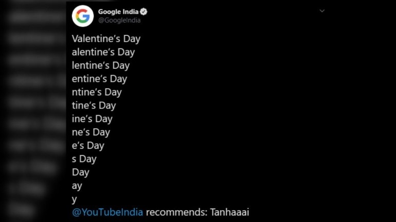 Image result for google-india-trolls-single-people-play-tanhayee-from-dil-chahta-hai-on-valentine-s-day-2020