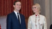 Ivanka Trump wears ivory anarkali-inspired gown to Rashtrapati Bhavan dinner