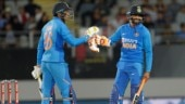 Ravindra Jadeja breaks MS Dhoni, Kapil Dev's record during valiant 55 in Auckland ODI