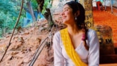Janhvi Kapoor visits Tirupati, posts pics from her vacation