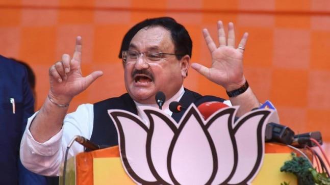 NDA will win Bihar polls under Nitish leadership: BJP president JP Nadda