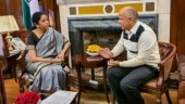 Manish Sisodia meets Nirmala Sitharaman, demands Delhi's share in central taxes