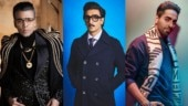 Karan Johar asks Ranveer Singh and Ayushmann Khurrana about their fashion choices in latest video