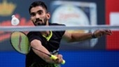 Kidambi leads way as India thrash Kazakhstan 4-1 in Badminton Asia Team Championships