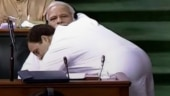 Congress wishes BJP on Hug Day with a special video. Seen it yet?