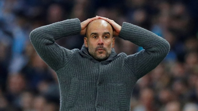 Manchester City banned from Champions League for 2 seasons over 'serious breaches' of financial regulations thumbnail