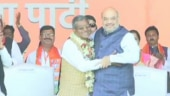 Babulal Marandi merges JVM with BJP, Amit Shah says he was stubborn against joining