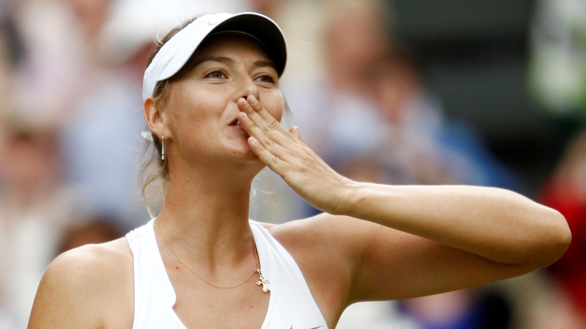 maria sharapova retires
