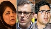 Kashmir: Omar Abdullah, Mehbooba Mufti, Shah Faesal to remain in detention