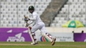 Mominul Haque hits 1st Test fifty as captain to put Bangladesh on top vs Zimbabwe