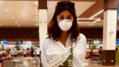 Parineeti Chopra wears mask to protect herself from coronavirus. See her post