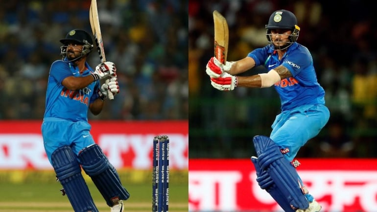 The curious case of Kedar Jadhav and Manish Pandey in Indian ODI team -  Sports News