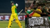 Sandpaper for sale: Steve Smith gets booed in his 1st match in South Africa since 2018 scandal