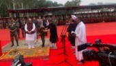 Rajnath Singh lays foundation stone of new Army HQ building in Delhi