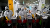 South Korea tells citizens to stay home at critical moment in virus battle