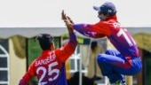 Nepal bowl USA out for joint-lowest total in ODI history after Lamichhane career-best haul