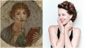 Who was Sappho, the Greek icon Kalki Koechlin named her daughter after?