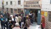 After polarising campaign, Shaheen Bagh goes to vote amid heavy security