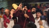 Navjot Singh Sidhu makes public appearance after months in exile, shares stage with SAD's Bikram Majithia