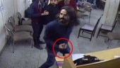 Delhi: Cops release video showing 'rioters' entering Jamia library after clip shows police lathicharge on students