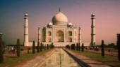 Agra facelift: Taj undergoes major makeover ahead of Trump's visit