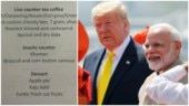 Broccoli samosa on Donald Trump's menu stumps Internet. What is samosa without aloo, asks Twitter